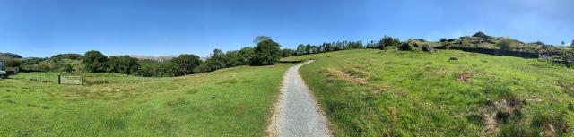Park Farm, Panorama