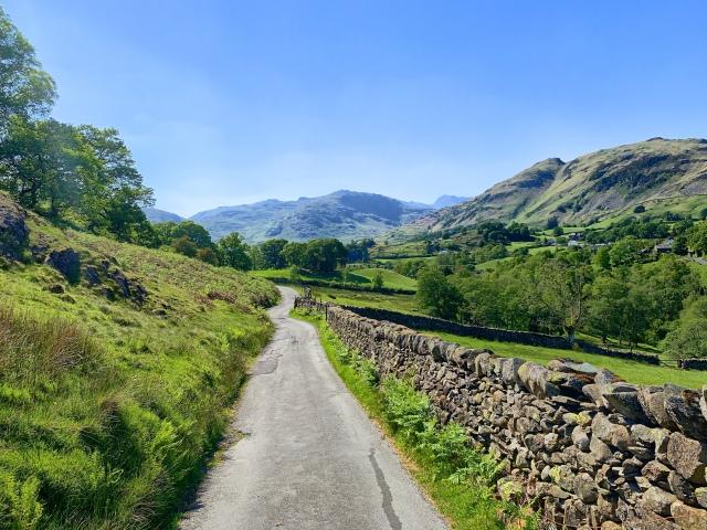 Lingmoor Fell, Right